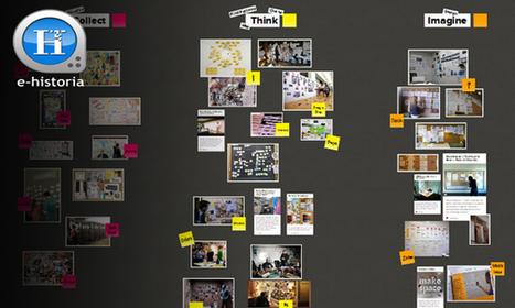 5 Herramientas TIC Para Crear Murales Digitales - E-Historia | Educacion, ecologia y TIC | Scoop.it