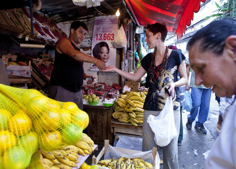 In The Wake Of Brazil's Boom, Prices To Match : NPR   LHS Geography   Scoop.it