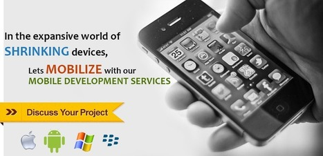 Mobile Application Development Service, iOS Android Windows | Indies | It Development and Consulting Services | Scoop.it