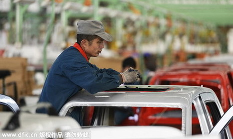 China to build 40 manufacturing innovation centers by 2025 | The Jazz of Innovation | Scoop.it