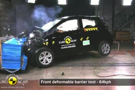 Hyundai i10 misses out on top Euro NCAP rating - What Car? | Suzuki Advertising | Scoop.it