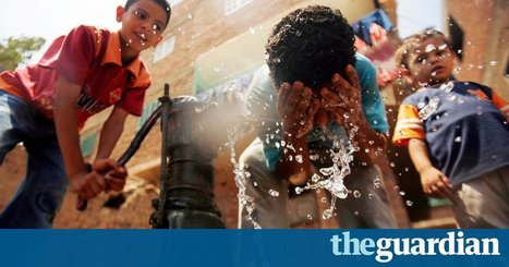 """13 ways to provide water & sanitation for nine billion people (""""raise the priority level for action"""") 