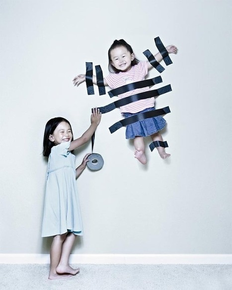 Creative Father Captures Amazing Photos of His Daughters | Everything Photographic | Scoop.it