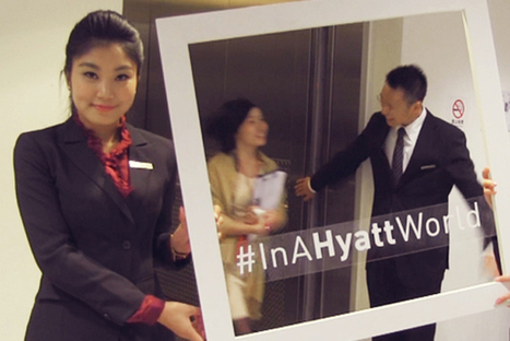 Hotel Employees Perform Random Acts Of Kindness Around The Globe [Video] | MarketingHits | Scoop.it