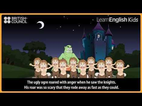 Kids Stories - YouTube | Teaching English to Young Learners | Scoop.it