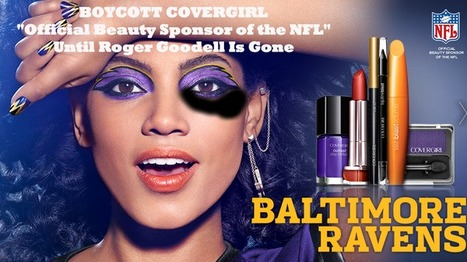 NFL protests include flyover, model with black eye along with #GoodellMustGo | Digital Literacy in the Library | Scoop.it