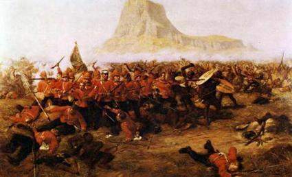 Battle of Isandlwana (1879) | The Black Past: Remembered and Reclaimed | Art Articles | Scoop.it