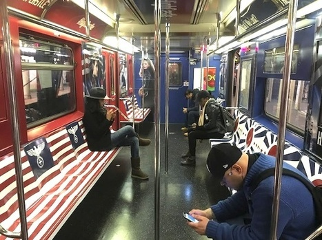Should The MTA Allow These Nazi Insignias On Subway Cars? | 694028 | Scoop.it