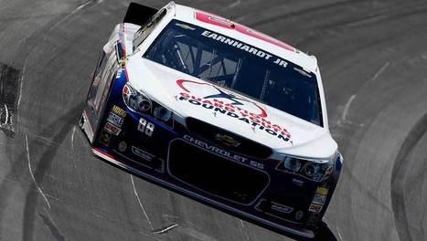 Junior captures the Kentucky pole | NASCAR News | Scoop.it