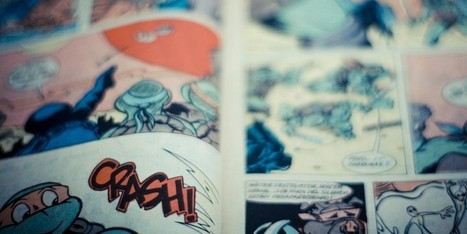 5 Tools To Create An Online Comic | Studio Art and Art History | Scoop.it