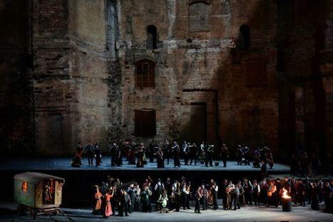 Chorégies d'Orange: l'extrême droite soupçonnée d'OPA sur l'opéra | Danse contemporaine | Scoop.it