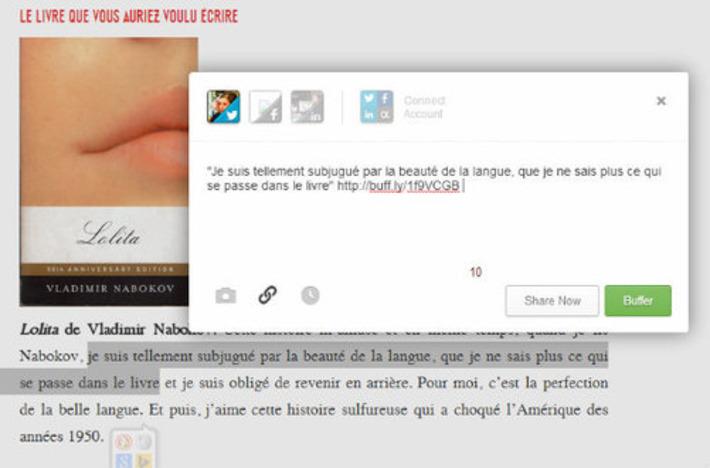Utilisez-vous cet outil qui facilite la vie sur Twitter ?   TIC et TICE mais... en français   Scoop.it