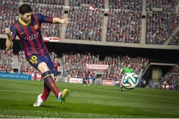 No Brazilian teams to feature in FIFA 15: Latest rumours and news | EatSleepDigitals | Tech news from across the globe! | Scoop.it
