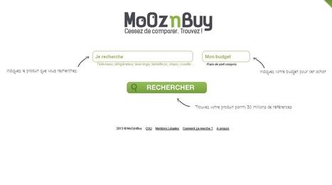MooznBuy.com : la quête du produit par le prix | Comparateurs de prix actualité | Scoop.it