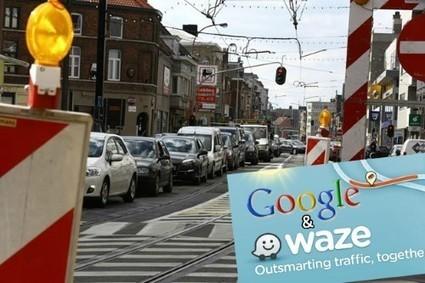 Gent gaat verkeersdata uitwisselen met Google - Het Nieuwsblad Mobile | Smart City (Gent) | Scoop.it