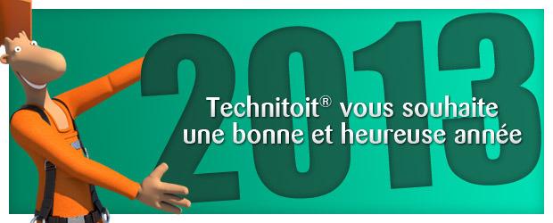 Technitoit vous souhaite une Bonne et Heureuse Année 2013 | La Revue de Technitoit | Scoop.it