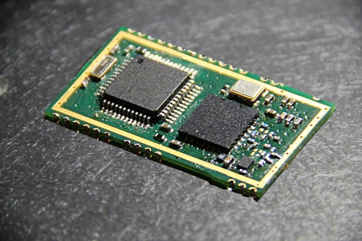 NEMEUS announces production of the 1st SIGFOX / LoRa dual-mode module | Internet du Futur | Scoop.it
