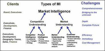 A Market Intelligence Primer | Strategy and Competitive Intelligence by Bonnie Hohhof | Scoop.it