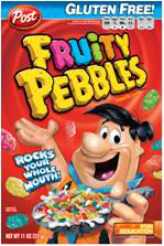 POST FOODS:  Fruity and Cocoa Pebbles will be Gluten Free | Gluten Free | Scoop.it