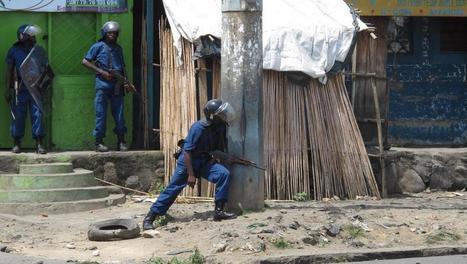 Burundi: le viol, une arme au service de la répression? | Sociétés & Environnements | Scoop.it