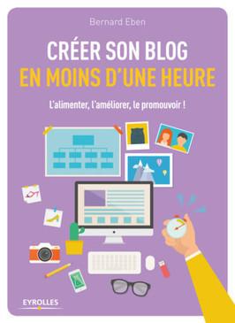 Critique de livre : créer son blog en moins d'une heure | Learning 2.0 ! | Scoop.it