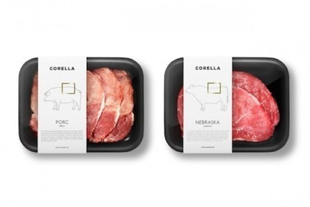 Packaging Shows Exactly Where On The Animal Your Meat Comes From | Daily Brand Relevance | Scoop.it