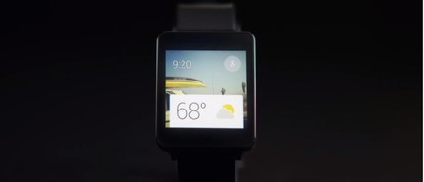 Google introduces Android smartwatch technology for 2014 - Daily Caller | PC hardware news | Scoop.it