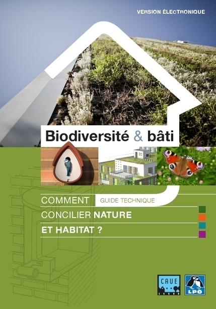 Guide technique : Biodiversité et bâti | Actualités du bâtiment pour le lycée Le Sidobre | Scoop.it