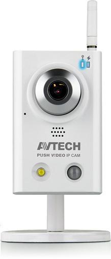 Color 1.3MP IP Wireless Push Video Cube Camera-NST.com | Video Surveillance | Scoop.it