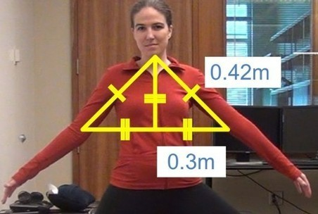'Eyes-Free Yoga' turns Kinect into teacher for the blind | Crave - CNET | yoga as therapy | Scoop.it