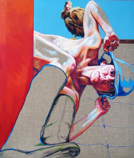 Cristina Troufa | Painter | les Artistes du Web | Scoop.it