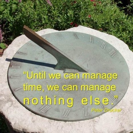 Everything You Need to Know About Time Management | Leadership Primer | Scoop.it