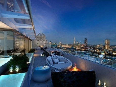 London's Best Rooftop Bars To Visit This Summer - Esquire | What Surrounds You | Scoop.it