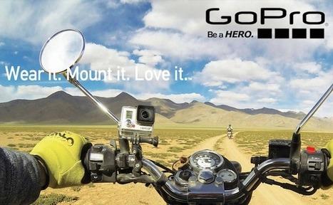 GoPro en quête de renouveau pour rassurer Wall Street | Marketing digital & réseaux sociaux | Scoop.it