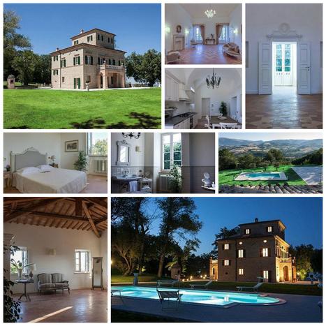 Best le Marche Property for Sale: Villa Nena, Tolentino | Le Marche Properties and Accommodation | Scoop.it