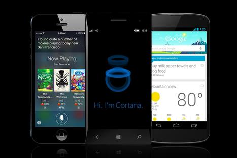 Cortana vs Siri vs Google Now comparison video | Alchemy of Business, Life & Technology | Scoop.it