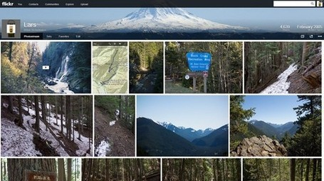 "All-new Flickr comes with free terabyte - and ads | ""#Google+, +1, Facebook, Twitter, Scoop, Foursquare, Empire Avenue, Klout and more"" 