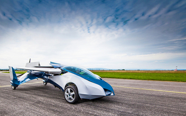Aeromobil 3.0 is the flying car that fits on the road | Aerodynamics | Scoop.it
