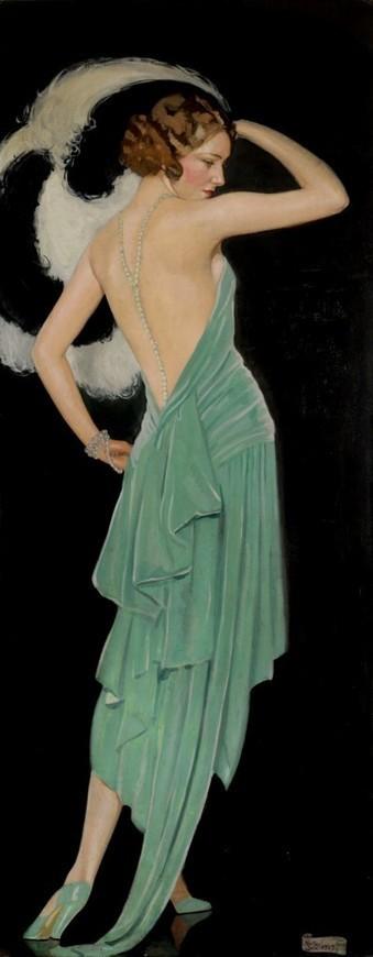 Braïtou-Sala (1885-1972). L'élégance d'un monde en péril | Arts vivants, identité européenne - Living Arts, european Identity | Scoop.it