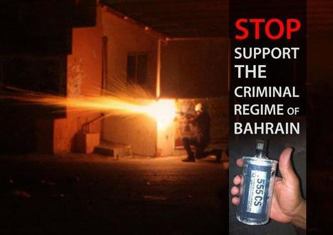 STOP Support of the Criminal Regime in Bahrain | Human Rights and the Will to be free | Scoop.it