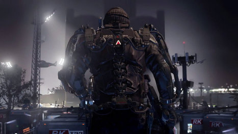 The story of Call of Duty: Advanced Warfare took more than two years to write   MIS GUSTOS EN GENERAL   Scoop.it