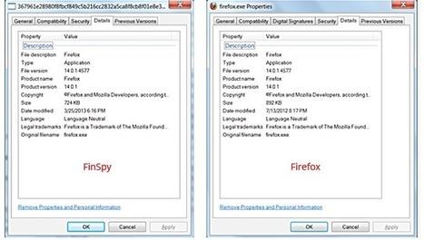Mozilla en colère contre l'éditeur d'un spyware vendu aux autorités | Geeks | Scoop.it