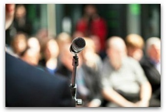 7 ways to connect with your audience during a speech | Communication Advisory | Scoop.it