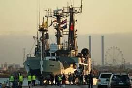 Sea Shepherd ships thwart Japanese hunt for humpback whales in Antarctic - Sydney Morning Herald   Oceanic   Scoop.it