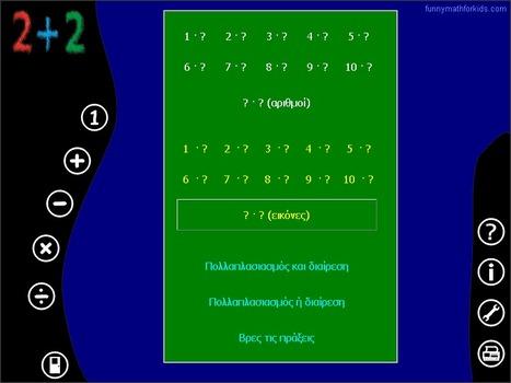 2+2 μαθηματικά για παιδιά (δωρεάν εκπαιδευτικό λογισμικό) | Σημαντικά & Εφήμερα | Scoop.it