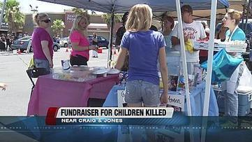 Car wash fundraiser held for local children killed in house fire - KTNV   QwikWash America! In Our Community   Scoop.it