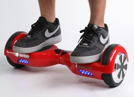 Hoverboard Injuries and Fires Could Lead to Lawsuits   Accidents, Recalls and Awareness   Scoop.it