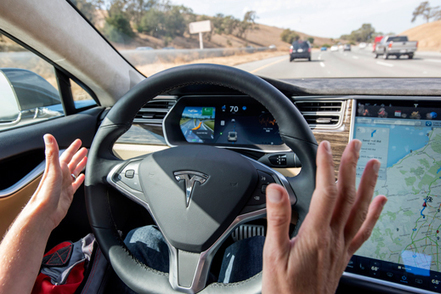 Tesla Drivers Test Autopilot Features and the Results are Scary | MIT Technology Review | The Future of Autonomous Driving | Scoop.it