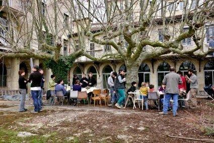 Au cœur de ruelles médiévales, RÉNOVATION COLLECTIVE d'un lieu hors du commun pour y vivre autrement | actions de concertation citoyenne | Scoop.it