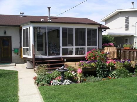 Sunroom Enclosures in Edmonton | Ideal Sunrooms: Building a Sunroom | Scoop.it